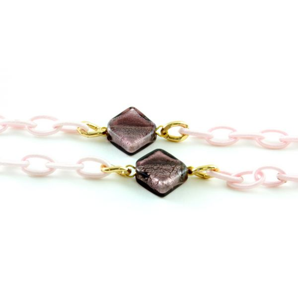 Frank and Lucie brilketting roze-2-FRA9014