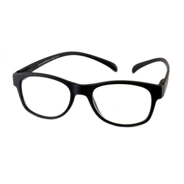 Set lees en zonneleesbril bifocaal Klammeraffe zwart-2-NEO1000