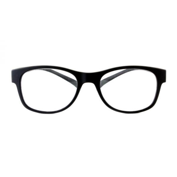 Set lees en zonneleesbril bifocaal Klammeraffe zwart-4-NEO1000