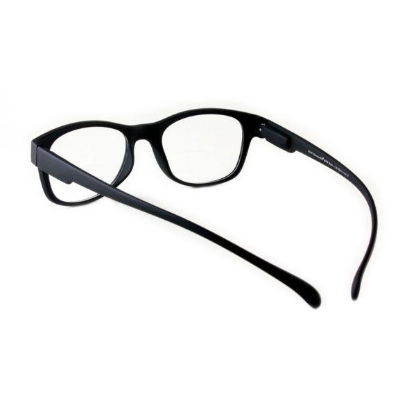 Set lees en zonneleesbril bifocaal Klammeraffe zwart-6-NEO1000
