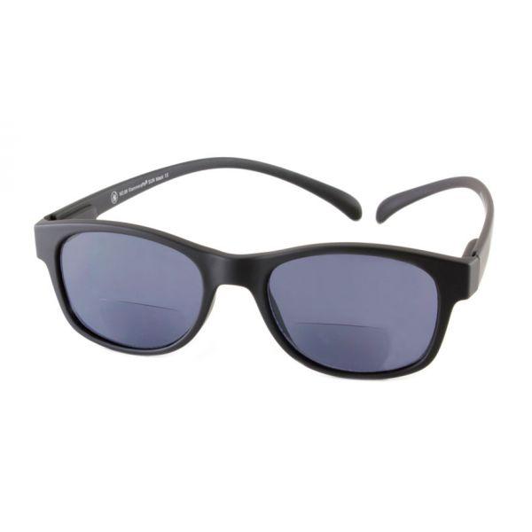 Set lees en zonneleesbril bifocaal Klammeraffe zwart-3-NEO1000