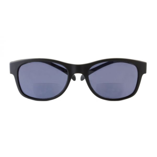 Set lees en zonneleesbril bifocaal Klammeraffe zwart-5-NEO1000