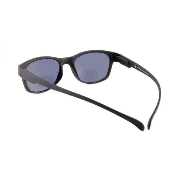 Set lees en zonneleesbril bifocaal Klammeraffe zwart-7-NEO1000