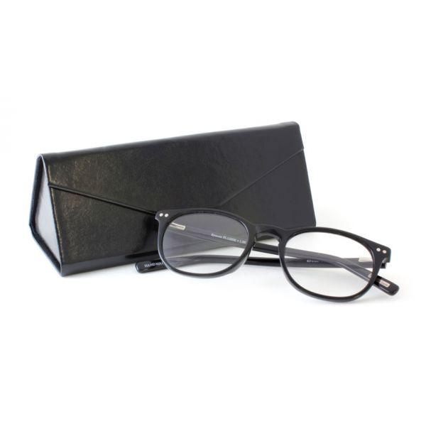 Brillen Koker opvouwbaar zwart-2-MIJ9004