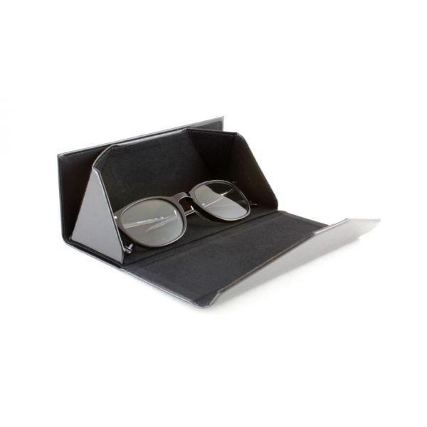 Brillen Koker opvouwbaar zwart-3-MIJ9004