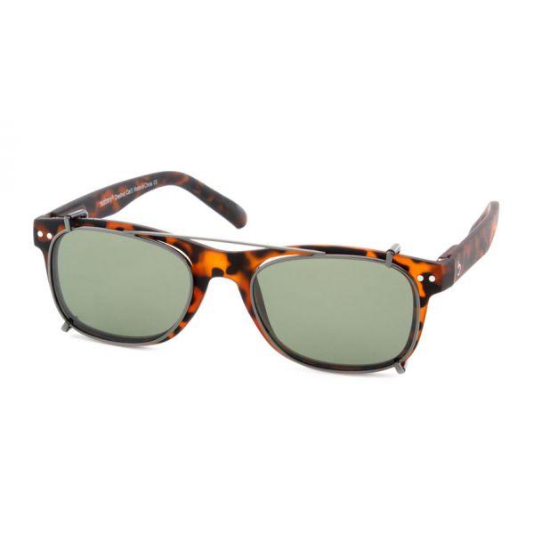 Zonneclip voor alleen Blueberry brillen maat L-3-MEN5005