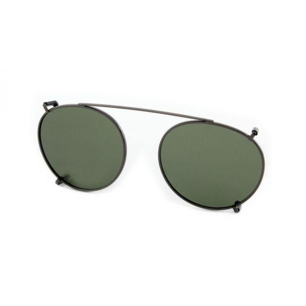Zonneclip voor alleen Blueberry brillen maat M-1-MEN5004