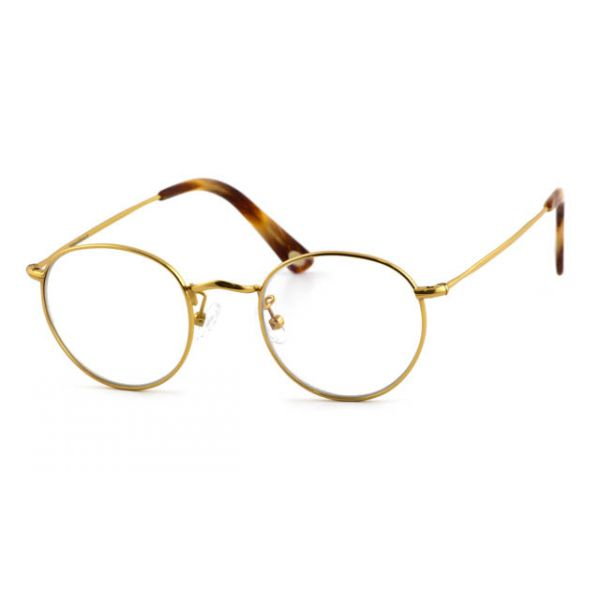 Leesbril The Academy Collection the William s45 goud-1-ENO1006