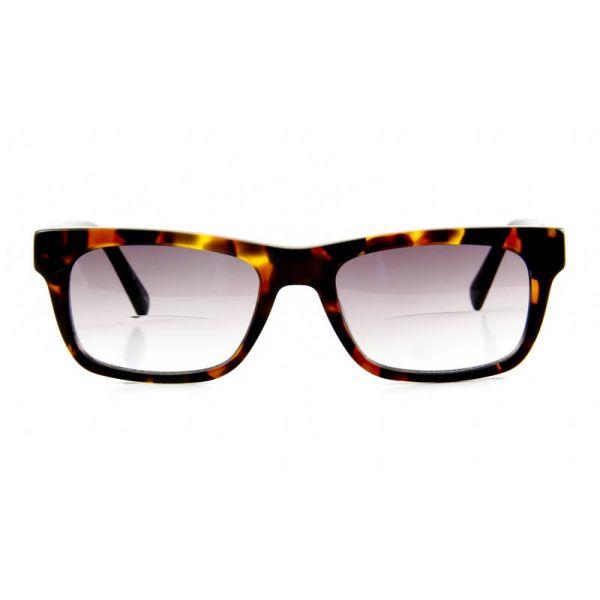 Zonneleesbril bifocaal Style Guy 134 19 havanna/zwart-2-EYE1120