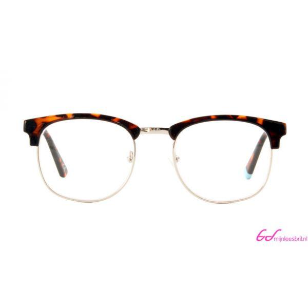 Leesbril Croon Berlin-Havanna / Bruin-+1.00-2-CRO1007100