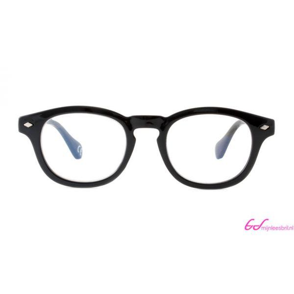 Leesbril Croon Bowie Multifocaal 10110-Zwart-+1.00-2-CRO1003100