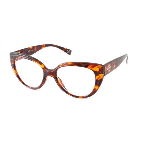 Leesbril Croon Butterfly Multifocaal 10110 Havanna-1-CRO1004