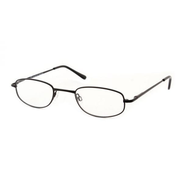 Leesbril Topper metal 0618 zwart-1-PAJ1048