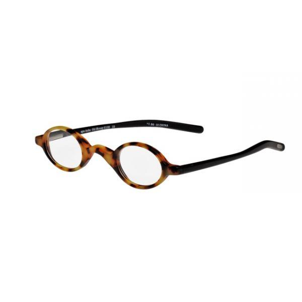 Leesbril Eyebobs Old Money 2105 19 havanna/zwart -1-EYE1012