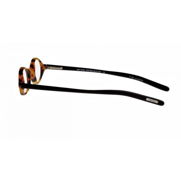 Leesbril Eyebobs Old Money 2105 19 havanna/zwart -3-EYE1012