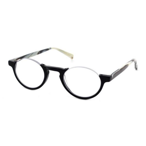 Leesbril Vice Chair 2447 18 zwart wit-2-EYE1113