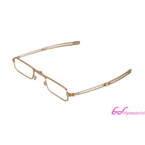 Leesbril INY Fire Folding G5100-Goud-+2.50-1-INY1004250