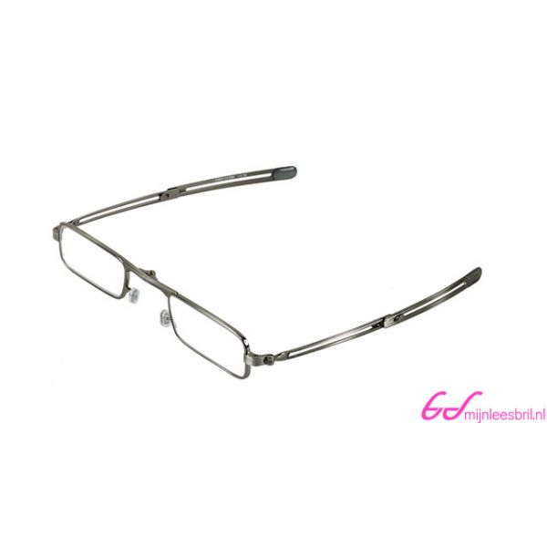 Leesbril INY Fire Folding G5200-Antiek Zilver-+1.00-1-INY1005100