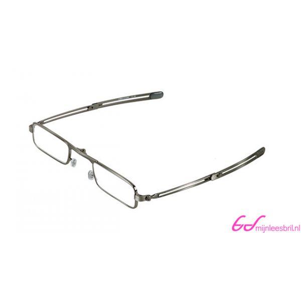 Leesbril INY Fire Folding G5200-Antiek Zilver-+2.50-1-INY1005250