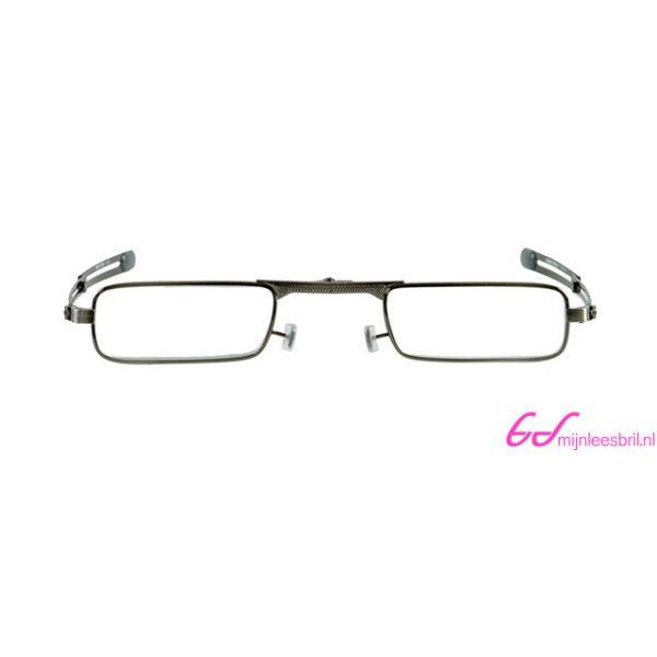 Leesbril INY Fire Folding G5200-Antiek Zilver-+1.00-5-INY1005100