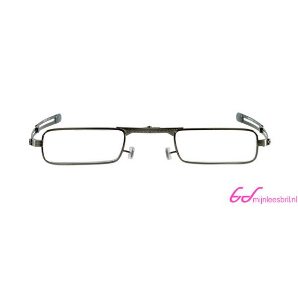 Leesbril INY Fire Folding G5200-Antiek Zilver-+2.00-5-INY1005200