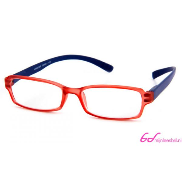 Leesbril INY Hangover G45800 Blauw / Rood-+3.00-1-INY1079300