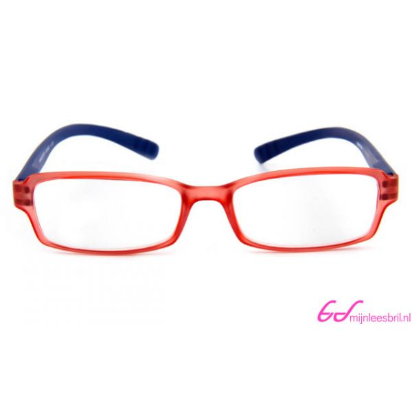 Leesbril INY Hangover G45800 Blauw / Rood-+1.00-2-INY1079100