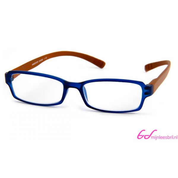 Leesbril INY Hangover G45900 Bruin / Blauw-+2.50-1-INY1080250