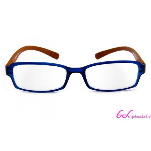 Leesbril INY Hangover-Bruin / Blauw-+1.00-2-INY1080100