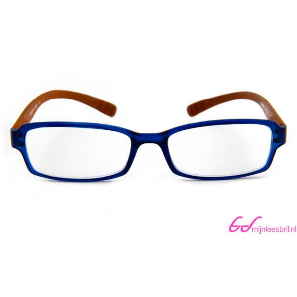 Leesbril INY Hangover G45900 Bruin / Blauw-+2.00-2-INY1080200