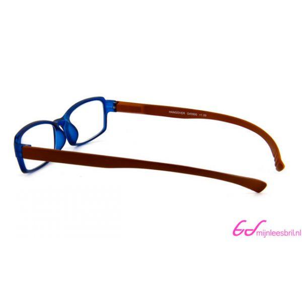 Leesbril INY Hangover-Bruin / Blauw-+1.00-3-INY1080100