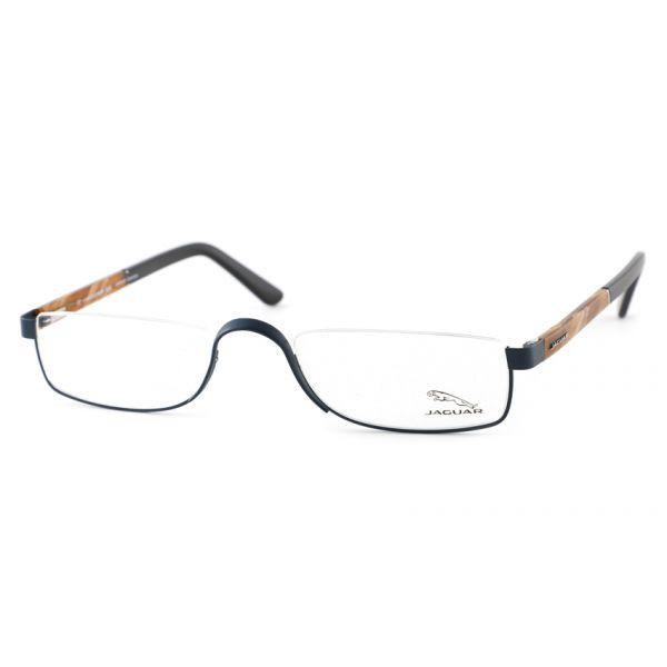 Leesbril look-over Jaguar 33095 1111 blauw/havanna-1-MEN1070