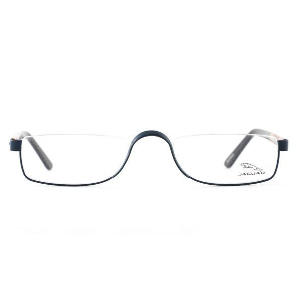 Leesbril look-over Jaguar 33095 1111 blauw/havanna-2-MEN1070