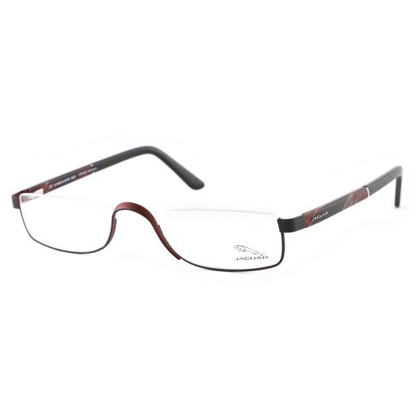 Leesbril look-over Jaguar 33095 1112 rood/zwart-1-MEN1071