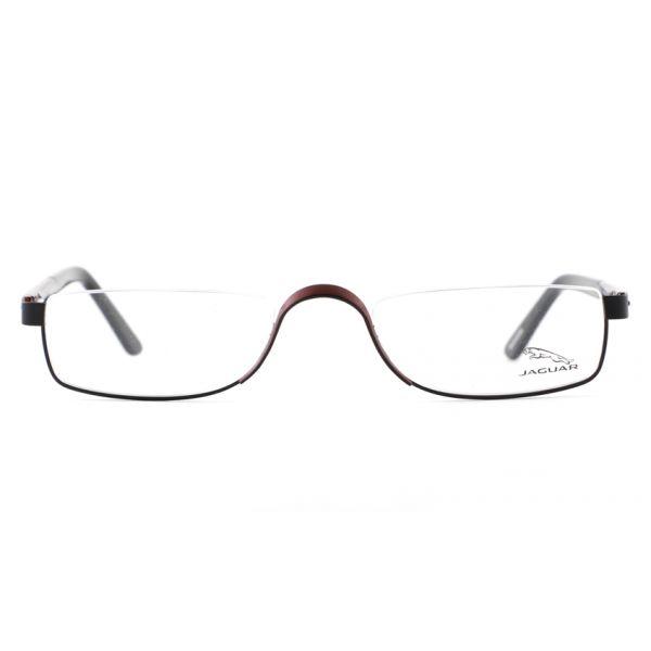 Leesbril look-over Jaguar 33095 1112 rood/zwart-2-MEN1071