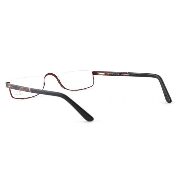 Leesbril look-over Jaguar 33095 1112 rood/zwart-3-MEN1071