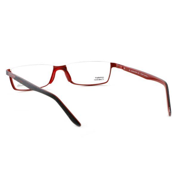 Leesbril look-over Jaguar 33592 1068 zwart/rood-3-MEN1067