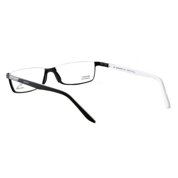 Leesbril look-over Jaguar 33592 6100 zwart/wit-3-MEN1068