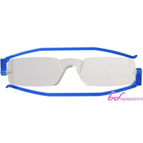 Leesbril Nannini compact opvouwbaar-Blue-+1.00-1-ETU1005100