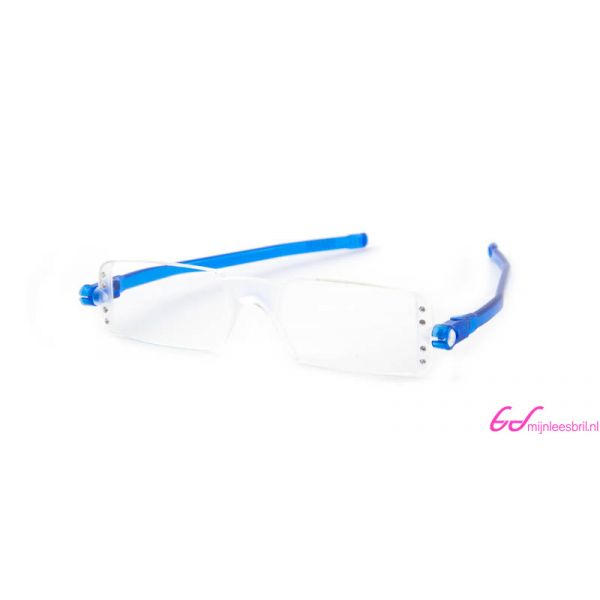 Leesbril Nannini compact opvouwbaar-Blue-+3.00-2-ETU1005300