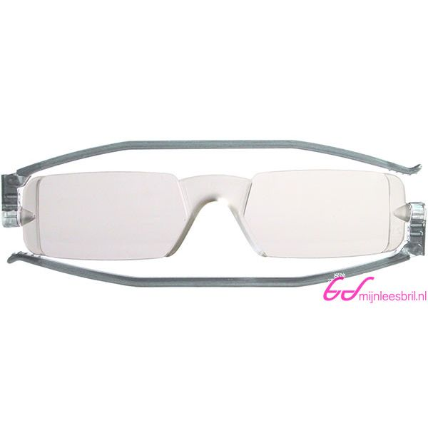 Leesbril Nannini compact opvouwbaar-Gray-+1.00-1-ETU1003100