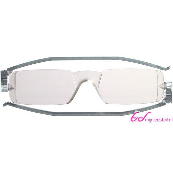 Leesbril Nannini compact opvouwbaar-Gray-+2.50-1-ETU1003250