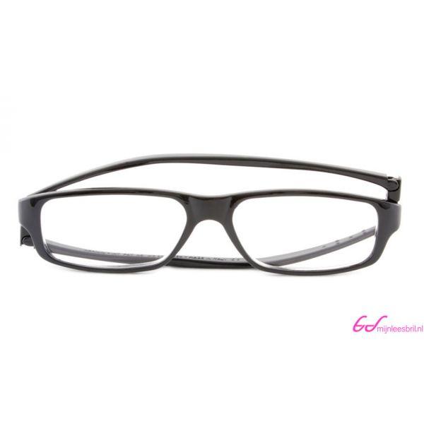 Leesbril Nannini Newfold opvouwbaar 506-Zwart-+1.00-2-ETU1008100