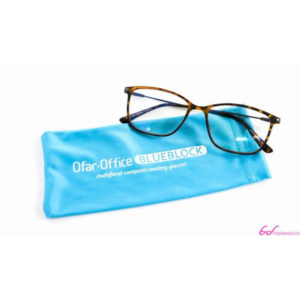 Leesbril Ofar Office LB0194/B- Havanna -+4.00-4-OFA1037400