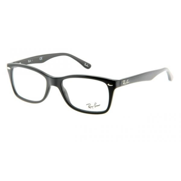 Leesbril Ray-Ban RX5228-2000-53 zwart-1-LUX1034