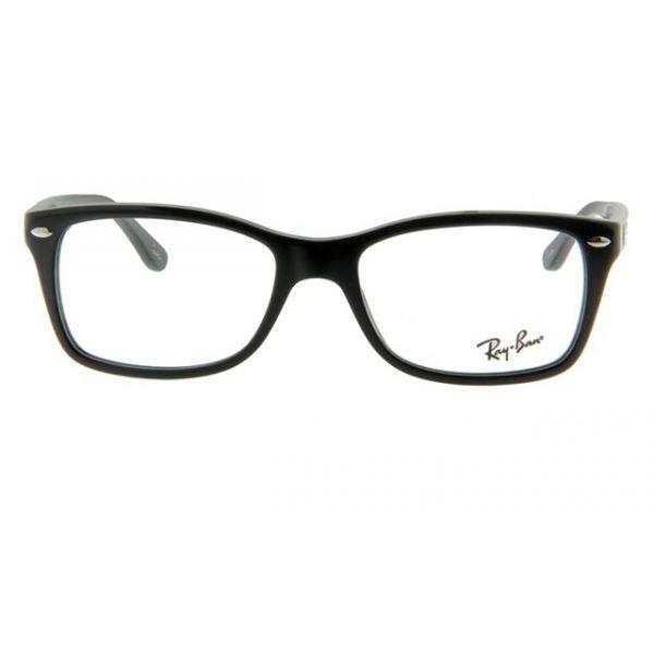 Leesbril Ray-Ban RX5228-2000-53 zwart-2-LUX1034