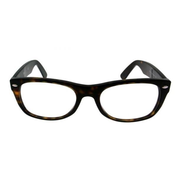 Leesbril Ray-Ban New Wayfarer RX5184-2012-52 havanna/bruin-2-LUX1012