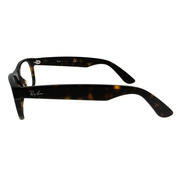 Leesbril Ray-Ban New Wayfarer RX5184-2012-52 havanna/bruin-3-LUX1012