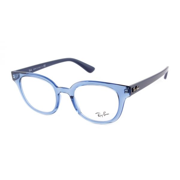 Leesbril Ray-Ban RB4324V 5941 50 transparant blauw-1-LUX1190