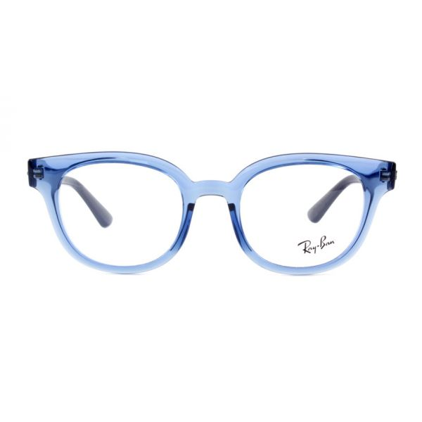 Leesbril Ray-Ban RB4324V 5941 50 transparant blauw-2-LUX1190